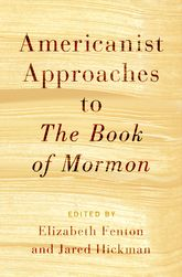 Americanist Approaches to The Book of Mormon$