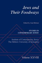 Jews and Their Foodways - Oxford Scholarship Online