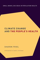 Climate Change and the People's Health - Oxford Scholarship Online