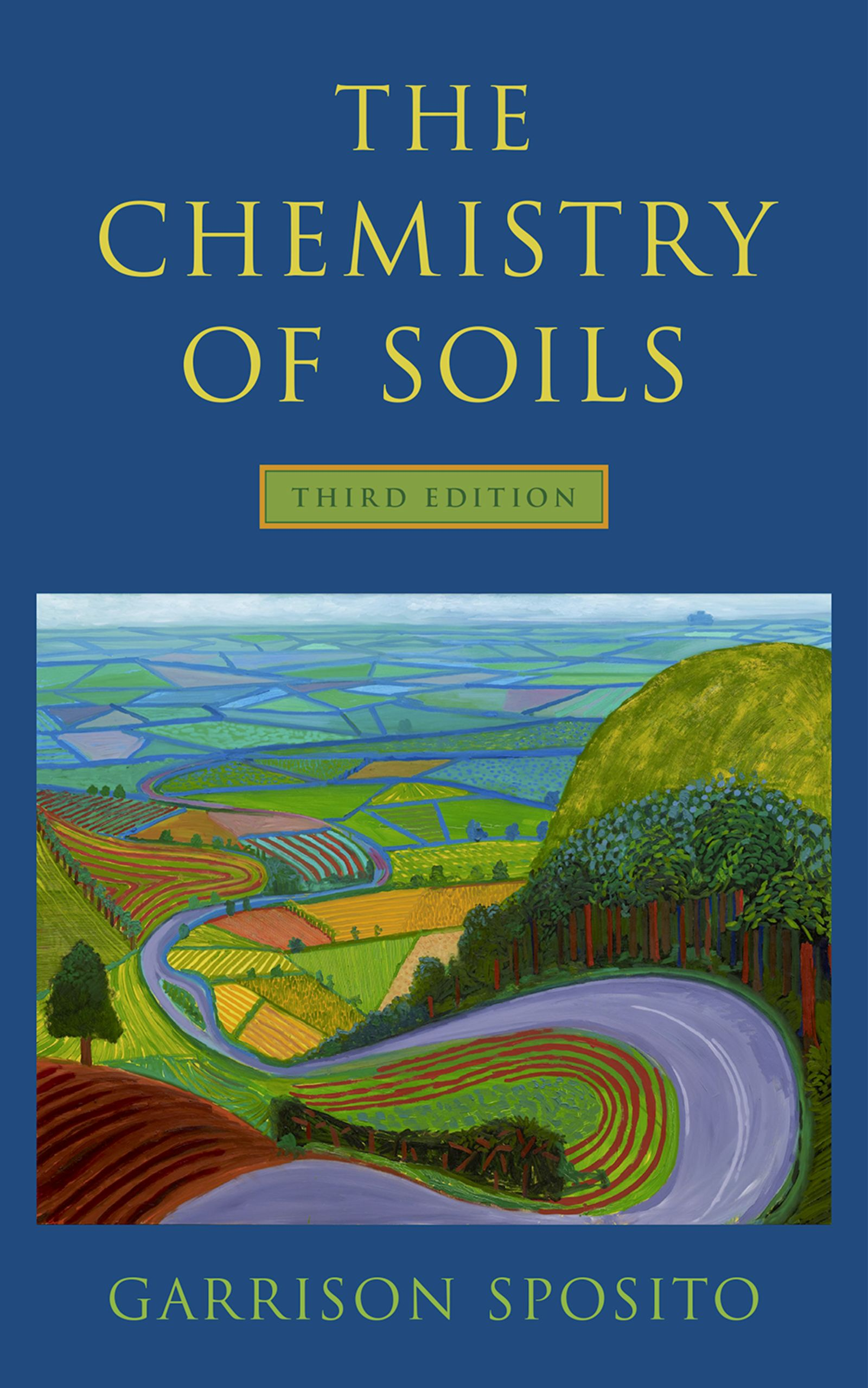 The Chemistry of Soils - Oxford Scholarship Online