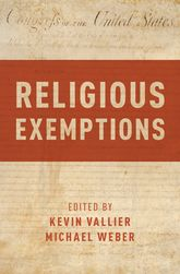 Religious Exemptions - Oxford Scholarship Online
