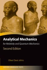 Analytical Mechanics for Relativity and Quantum Mechanics - Oxford Scholarship Online
