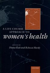 A Life Course Approach to Women's Health$
