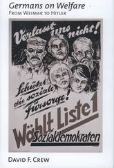 Germans on WelfareFrom Weimar to Hitler$