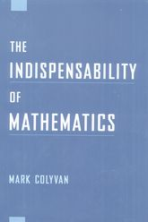 The Indispensability of Mathematics - Oxford Scholarship Online
