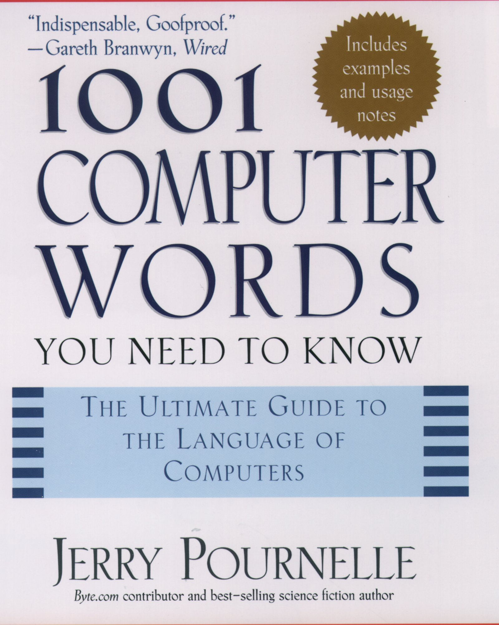 1001 Computer Words You Need to Know$