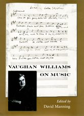 Vaughan Williams on Music$