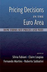 Pricing Decisions in the Euro AreaHow Firms Set Prices and Why$