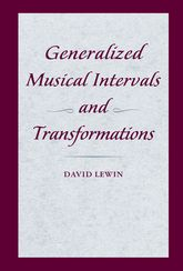 Generalized Musical Intervals and Transformations$