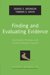 Finding and Evaluating EvidenceSystematic Reviews and Evidence-Based Practice$