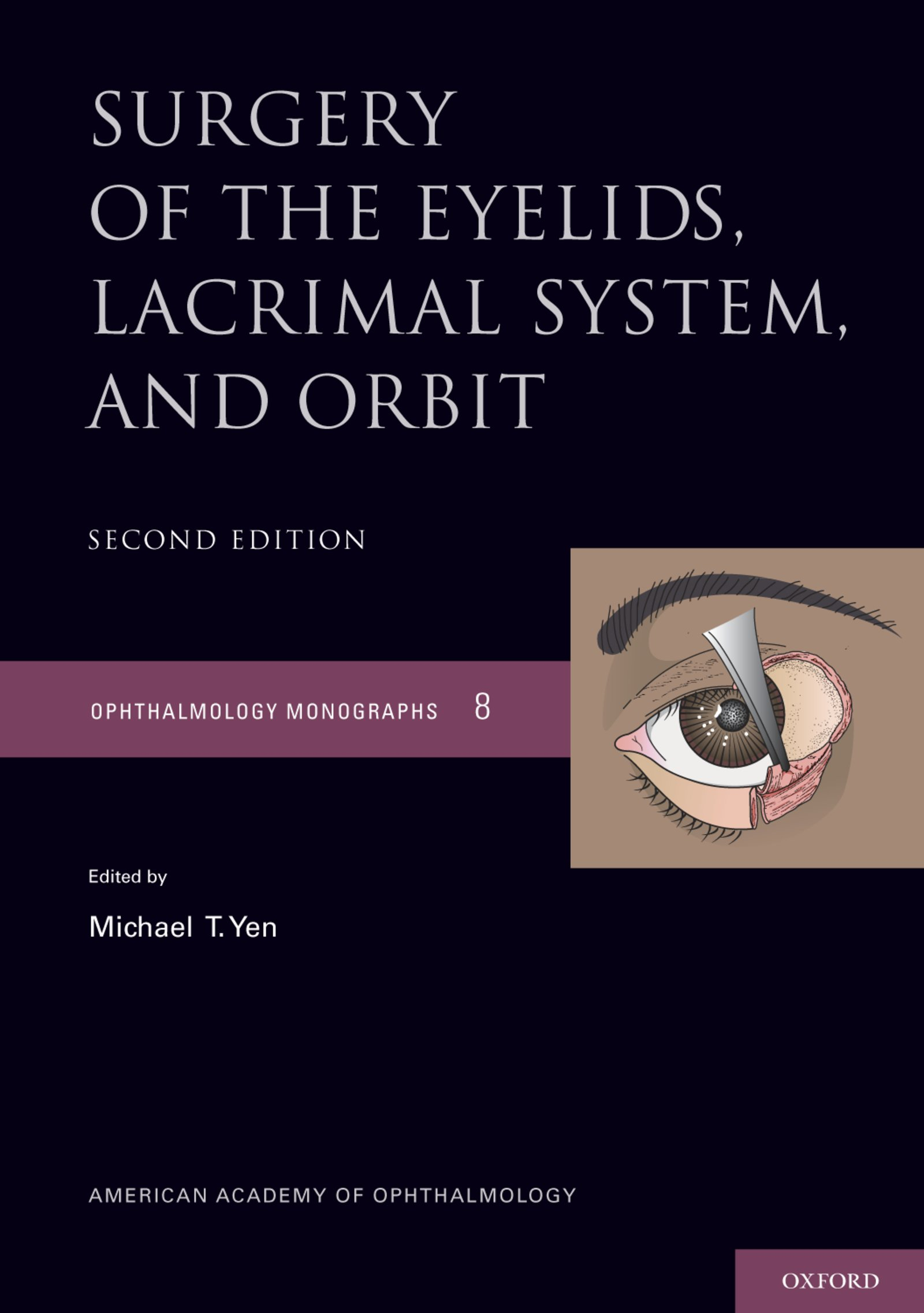 Surgery of the Eyelid, Lacrimal System, and Orbit - Oxford Scholarship Online
