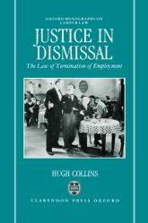 Justice in DismissalThe Law of Termination of Employment