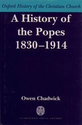 A History of the Popes 1830-1914$