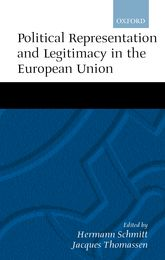 Political Representation and Legitimacy in the European Union$