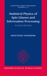 Statistical Physics of Spin Glasses and Information Processing – An Introduction - Oxford Scholarship Online