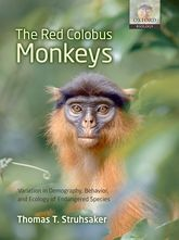 The Red Colobus MonkeysVariation in Demography, Behavior, and Ecology of Endangered Species$