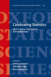 Celebrating StatisticsPapers in honour of Sir David Cox on his 80th birthday$