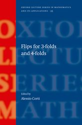 Flips for 3-folds and 4-folds