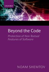Beyond the CodeProtection of Non-Textual Features of Software