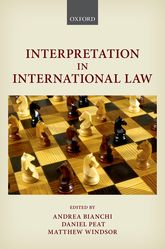Interpretation in International Law$