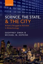 Science, the State, and the CityBritain's Struggle to Succeed in Biotechnology$