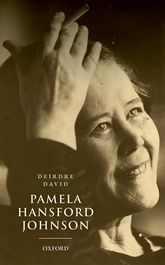 Pamela Hansford JohnsonA Writing Life