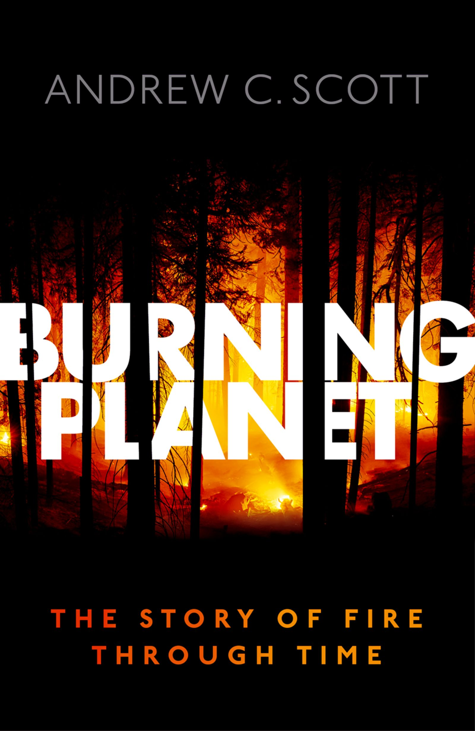 Burning PlanetThe Story of Fire Through Time