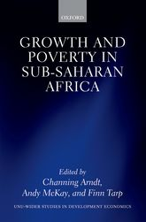Growth and Poverty in Sub-Saharan Africa - Oxford Scholarship Online