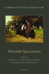 Comparative Succession Law: Volume II: Intestate Succession