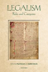 Legalism – Rules and Categories - Oxford Scholarship Online