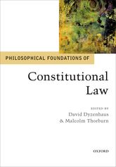 Philosophical Foundations of Constitutional Law$