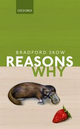Reasons Why - Oxford Scholarship Online