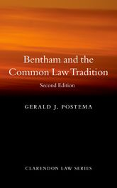 Bentham and the Common Law Tradition