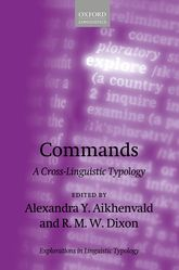 Commands – A Cross-Linguistic Typology - Oxford Scholarship Online