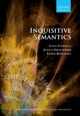 Inquisitive Semantics - Oxford Scholarship Online
