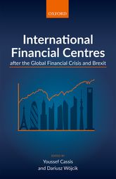 International Financial Centres after the Global Financial Crisis and Brexit$