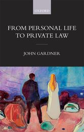 From Personal Life to Private Law - Oxford Scholarship Online