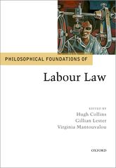 Philosophical Foundations of Labour Law$
