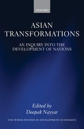 Asian TransformationsAn Inquiry into the Development of Nations