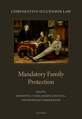 Comparative Succession LawVolume III: Mandatory Family Protection