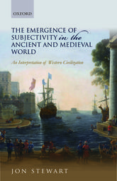 The Emergence of Subjectivity in the Ancient and Medieval WorldAn Interpretation of Western Civilization