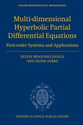 Multi-dimensional hyperbolic partial differential equations – First-order systems and applications - Oxford Scholarship Online
