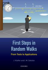 First Steps in Random WalksFrom Tools to Applications$
