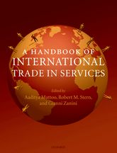 A Handbook of International Trade in Services$
