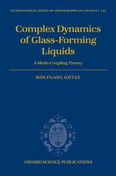 Complex Dynamics of Glass-Forming LiquidsA Mode-Coupling Theory