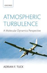 Atmospheric Turbulencea molecular dynamics perspective$