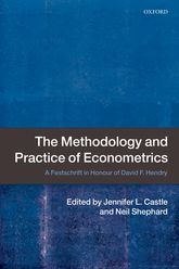 The Methodology and Practice of EconometricsA Festschrift in Honour of David F. Hendry$