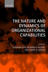 The Nature and Dynamics of Organizational Capabilities$