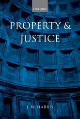 Property and Justice - Oxford Scholarship Online