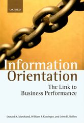 Information OrientationThe Link to Business Performance$